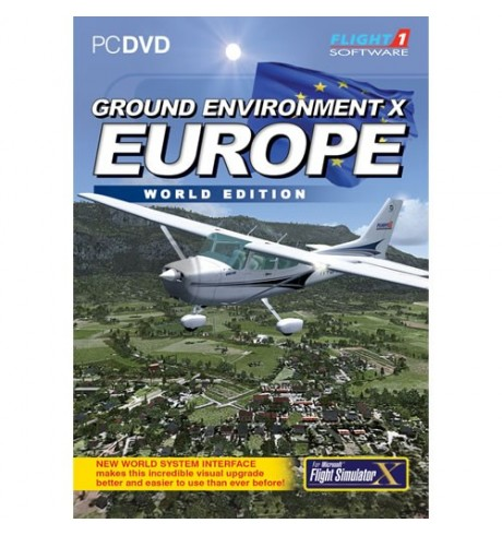 Ground Environment X EUR World Ed.