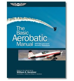 The Basic Aerobatic Manual...