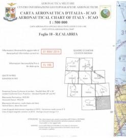 Carta ICAO-OACI F.10 -...
