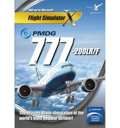 PMDG 777-200 LR/F