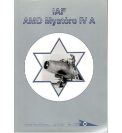 IAF AMD Mystére IV A