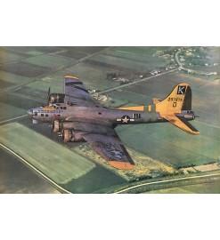 Set di poster aerei storici