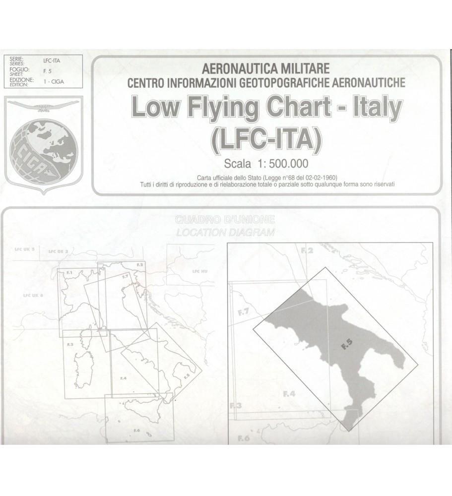 Carta militare LFC Foglio 5