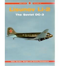 Lisunov Li 2 Red Star vol. 27