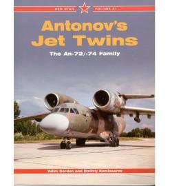 Antonov's Jet Twins Red...