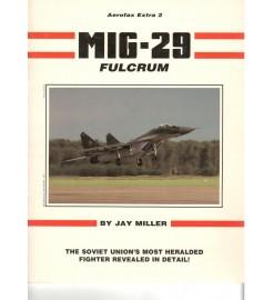 MIG-29 Fulcrum Aerofax