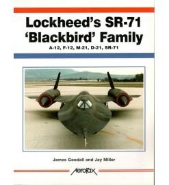 Lockheed's SR-71...