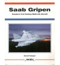 Saab Gripen Aerofax