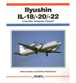 Ilyushin IL-18/20/22 Aerofax