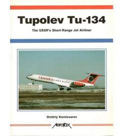 Tupolev Tu-134 Aerofax