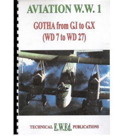 Gotha from G.I to G.X...