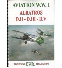 ALBATROS D.II - D.III - D.V...