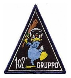 Distintivo 102° Gruppo