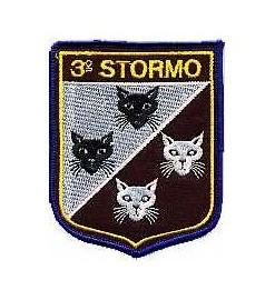 Distintivo 3° Stormo