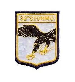 Distintivo 32° Stormo