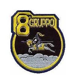 Distintivo 8° Gruppo