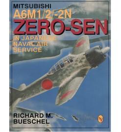 MITSUBISHI A6M1/2/-2N Zero-Sen
