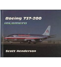 Boeing 737-200 in camera