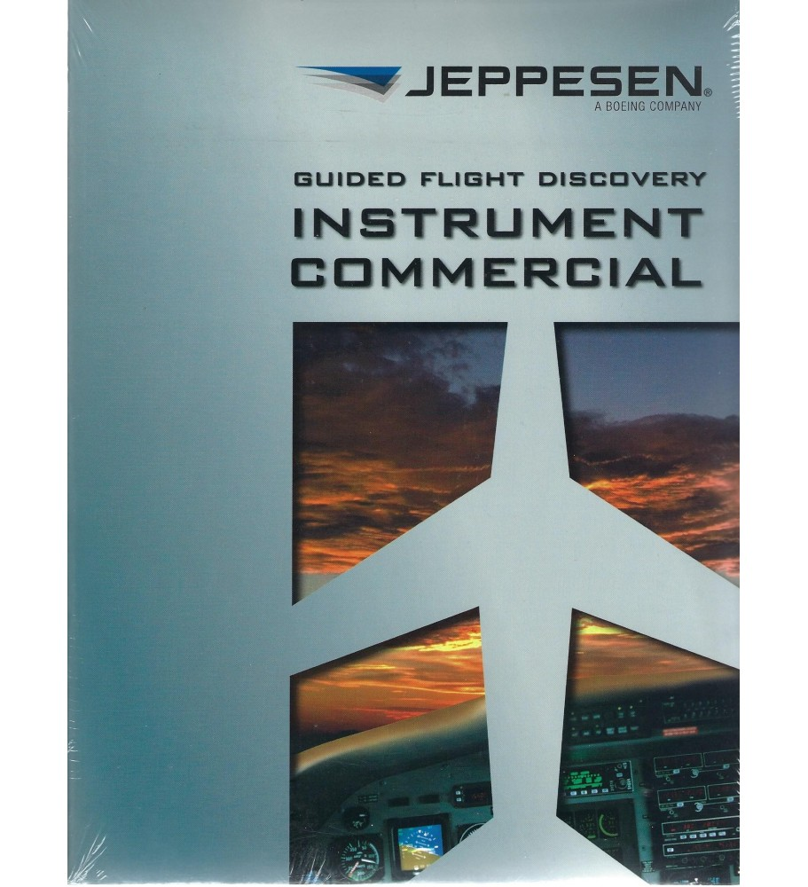 Instrument Commercial Manual (Guided Flight Discovery)