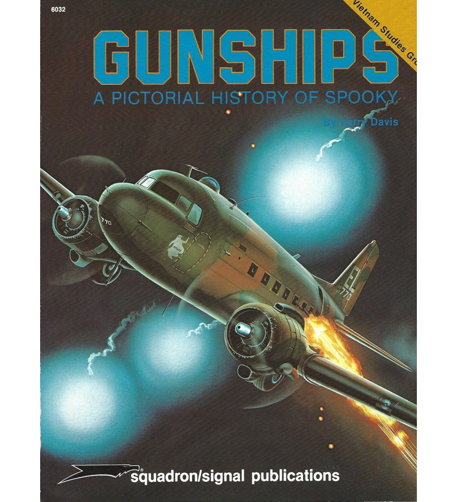 GUNSHIPS (Vietnam Studies Group) - Squadron 6032