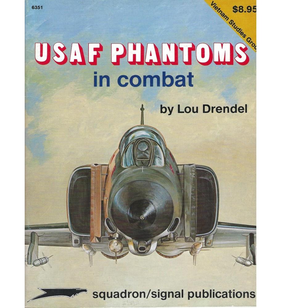 USAF Phantoms In combat (Vietnam Studies Group) Squadron n. 6351