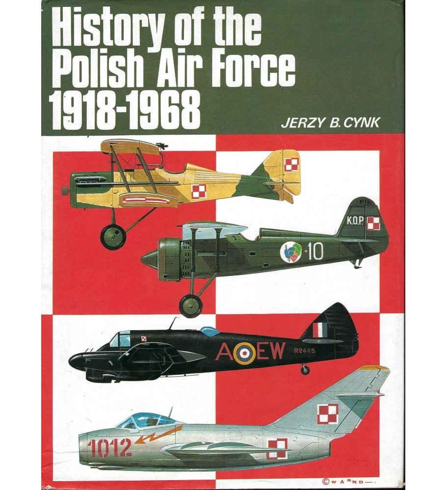 History of the Polish Air Force 1918-1968