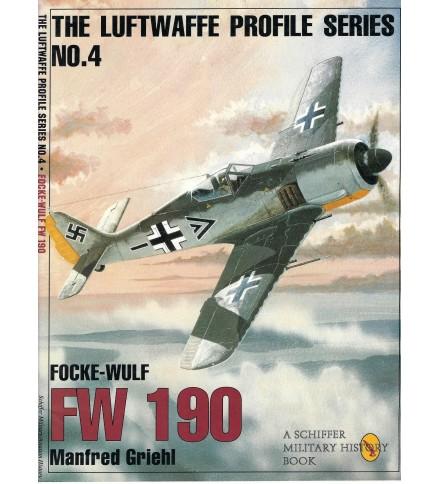 Luftwaffe Profile FW190