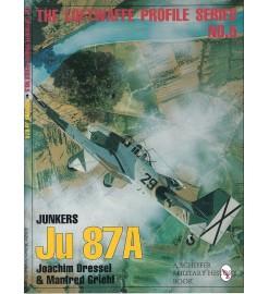 Luftwaffe Profile Junkers  Ju 87A Stuka