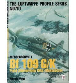 Luftwaffe Profile Messerschmitt Bf 109 G/K