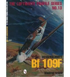 Luftwaffe Profile Messerschmitt Bf 109F