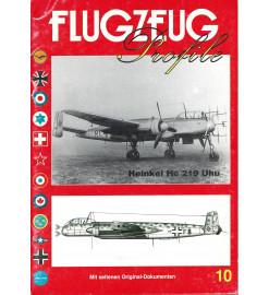 Flugzeug Profile Heinkel He...