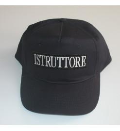 Cappellino Cotone Istruttore