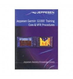 DVD Jeppesen Garmin G1000 Training – Core & VFR